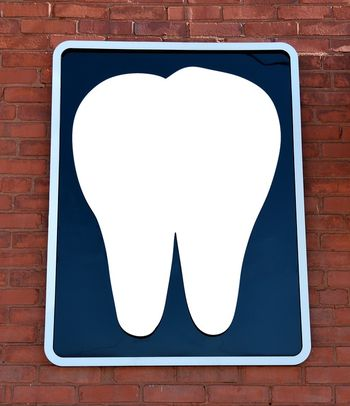 digital signage for dentists