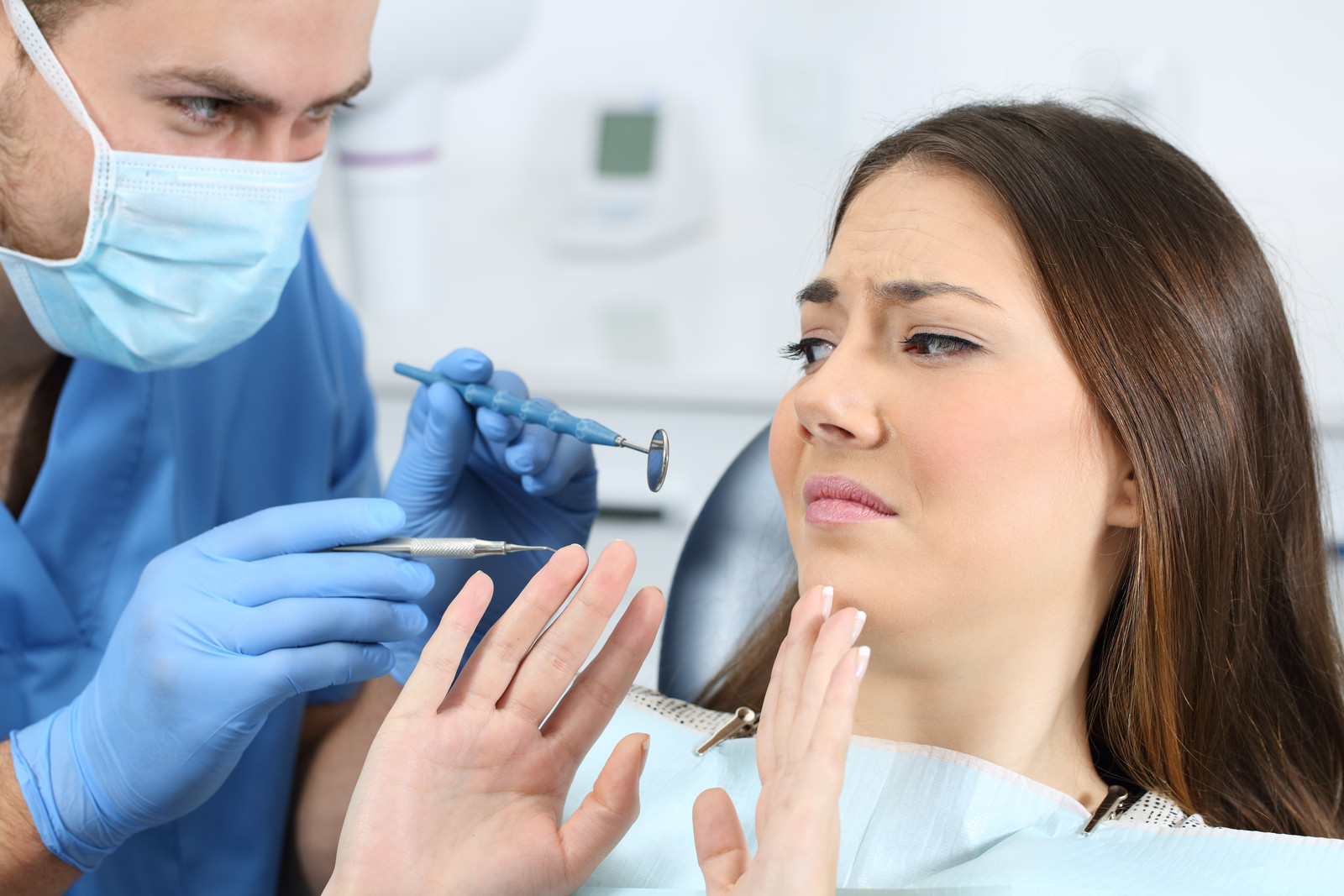 how to overcome dental anxiety