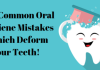 Dentists from all over the world pay attention to the fact that the quality of dental care depends not only on how often we brush our teeth but also on the quality of the process itself. However, this write-up will explain the common oral hygiene mistakes that can deform your teeth. Errors in the Selection of Brush In modern supermarkets range of brushes for the teeth is so varied that making the right choice is not easy. Many people choose a toothbrush according to external data, like beautiful packaging, original design or guided by commercials. There is no need to buy the currently popular brushes with flavours, which do not increase the effectiveness of cleansing. According to dentists, only an electric brush with the versatile rotation of the villi can be better than usual. The best option is the choice of medium-hard brushes or soft-bristled brushes. The rule to change the brush every 3 months is an important recommendation that should not be ignored. Errors in the Choice of Paste The situation with the choice of pasta is similar. The choice of modern pastes is so wide that you can easily succumb to the influence of advertising or public opinion, making the wrong choice, and overpaying in the end. To avoid this, consider the following valuable tips: Pastes should not be used for too long. Once a month, change them to regular pastes or pastes with a different action; Discard the constant use of pastes containing fluoride. With frequent use of fluoride can cause the development of chronic disease; Do not rush to buy the paste yourself. Consult your doctor who will recommend the best paste for your case. Errors in Cleansing the Teeth You should clean teeth twice a day. But overdoing this and brushing your teeth 3 or more times a day is not necessary. Moreover, it can thin the enamel of the teeth, making your teeth only worse. The frequent cleansing increases the risk of gum trauma. It is necessary to move the brush smoothly, gently and slowly. The sharp or too vi